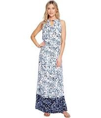 Tommy Bahama Sketchbook Blossoms Maxi Dress Cover-