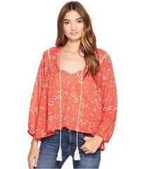 Free People Never A Dull Moment Blouse