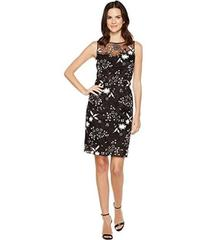 Tahari by ASL Sequin Sheath Dress