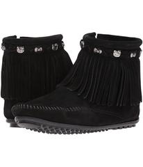Minnetonka Hello Kitty Fringe Boot