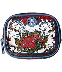 Tory Burch Parker Floral Cosmetic Case
