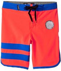 Hurley Print Block Party Boardshorts (Little Kids)