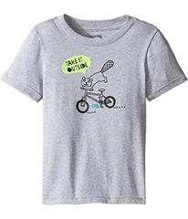 The North Face Short Sleeve Graphic Tee (Toddler)