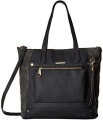 Rampage Convertible Tote with Tassel