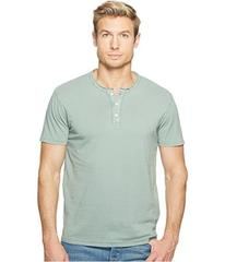 Lucky Brand Rolled Neck Henley