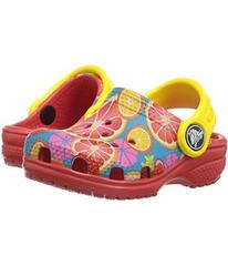 Crocs Kids Classic Fruit Clog (Toddler/Little Kid)