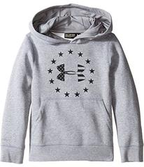 Under Armour Freedom Logo Rival Hoodie (Big Kids)