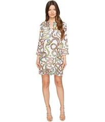 Just Cavalli Obsession Wonders Long Sleeve Shift D