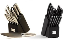 Exclusive: Emeril Stainless-Steel Knife Set (15-Pi