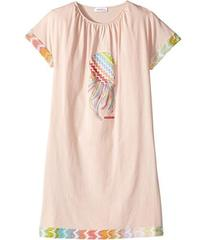Missoni Placed Print Jellyfish Dress (Big Kids)