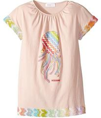 Missoni Placed Print Jellyfish Dress (Toddler/Litt