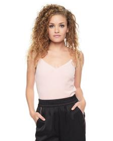 Juicy Couture STRETCH VELOUR CAMI