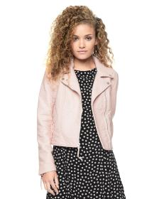 Juicy Couture FAUX LEATHER MOTO
