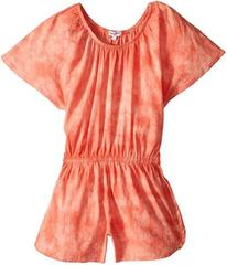 Splendid Littles Tie-Dye Lurex Romper (Big Kids)