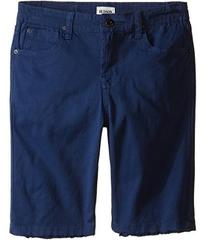 Hudson Kids Stretch Twill Five-Pocket Shorts in Tr