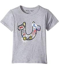 True Religion Doodle Tee Shirt (Toddler/Little Kid