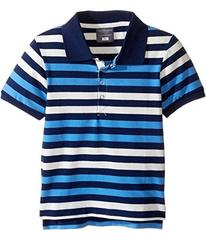 Toobydoo Short Sleeve Polo (Infant/Toddler/Little
