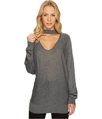 Splendid Cut Out Pullover