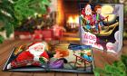 Up to 67% Off Personalized Holiday Book from Dinkl