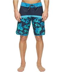 """Quiksilver Crypt Scallop 20"""" Boardshorts"""