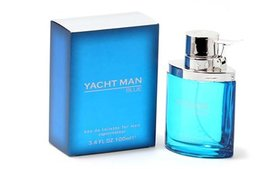 Yacht Man Blue EDT Spray 3.4 Oz