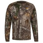 ScentLok Men's Nexus Active-Weight Carbon Top