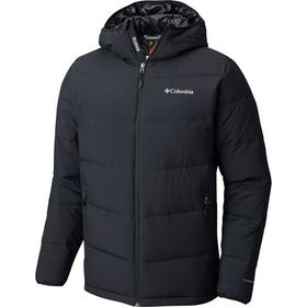 Columbia Lone Fir 650 Turbodown Hooded Jacket - Me