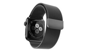 Milanese Loop Band for Apple Watch 3 (GPS & GPS +