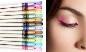 Professional Cosmetic Vivid Eyeliner Pencil (12-Pa