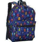 "Fab Starpoint Fashion 17"" Backpack with Headphones"