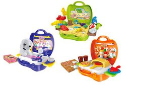 World Tech Toys Activity Suitcase Play Set (14-, 1