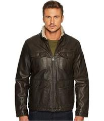 Levi's® Faux Leather Four-Pocket Sherpa Lined
