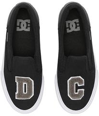 DC Kids Trase Slip-On SE (Little Kid/Big Kid)