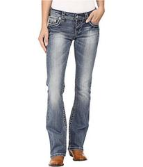 Stetson 818 Contemporary Bootcut with Heavy Contra