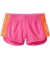 adidas The Block Mesh Shorts (Toddler/Little Kids)
