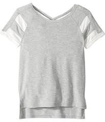 Splendid Littles Loose Knit Football Top (Big Kids