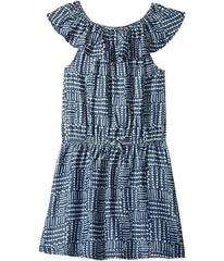Splendid Littles Printed Tencel Dress (Big Kids)