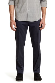 Perry Ellis Ultra Slim Solid Techno Pants - 30-34\