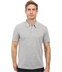 Lacoste Short Sleeve Mercerized Pique Polo w/ Tona