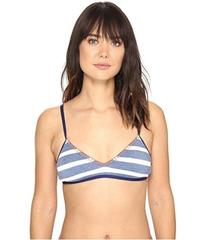 Splendid Chambray Cottage Soft Cup Bralette