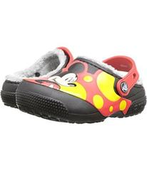 Crocs FunLab Lined Mickey Clog (Toddler/Little Kid
