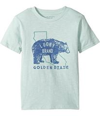 Lucky Brand Golden State Short Sleeve Graphic Tee
