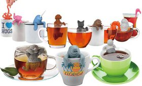 Fred and Friends Silicone Tea Infusers