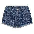 Girls 7-16 Levi's Knit Denim Shortie Shorts