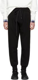 Ports 1961 Black Jogging Lounge Pants