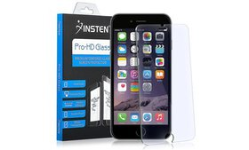 Insten Premium Tempered Glass Screen Protector for