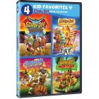Four Kid Favorites: Scooby-Doo Movie Collection -