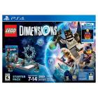 LEGO Dimensions Starter Pack with Supergirl PlaySt