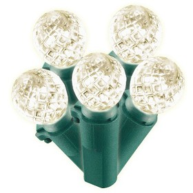 Philips® 60ct LED Faceted Sphere String Light