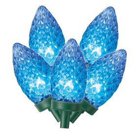 Philips® 25ct LED Faceted C9 String Lights- B